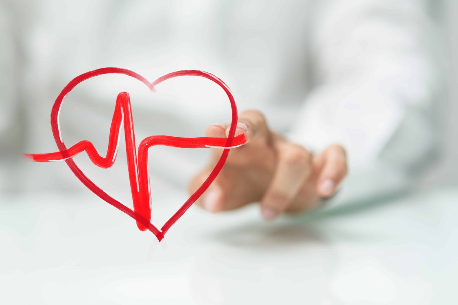 Heart health and hearing health related